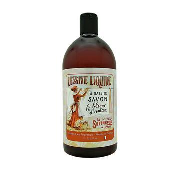 D LESSIVE LIQUIDE BASE SAVON sans PARABEN 1 litre