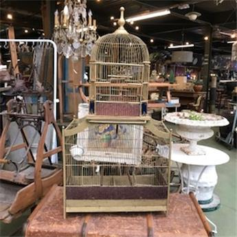 B BROCANTE DECORATION CAGE A OISEAUX 250